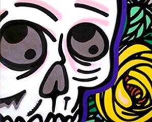 Saturday Skull
