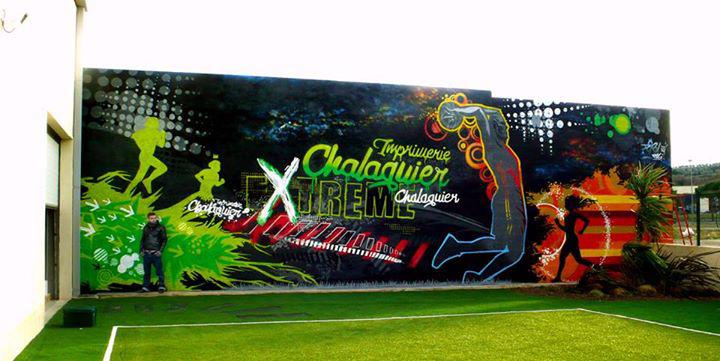Mur chalaguier