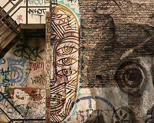 Street Art Nowhere