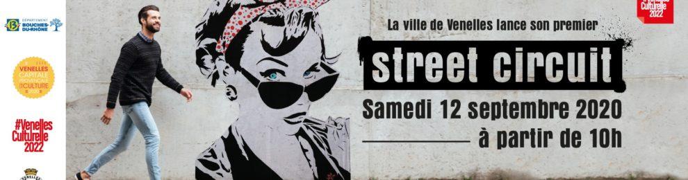 STREET-CIRCUIT à Venelles – Samedi 12 septembre 2020